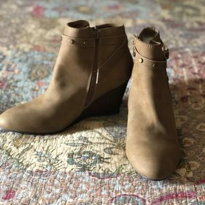 Boots-Wedges